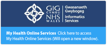 Click here to access My Health Online Services. Will open in a new window.